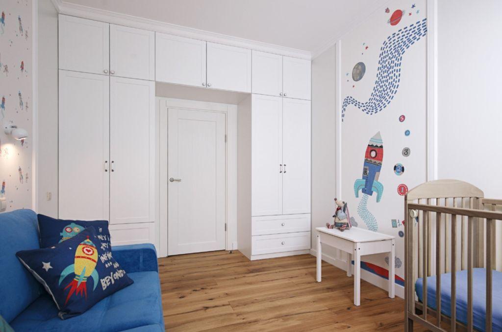 Детская комната – место нахождения ребенка, нужно обустроить ее практично и рационально