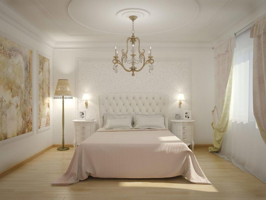 Спальня в классическом стиле – это помещение, при оформлении которого важна любая мелочь