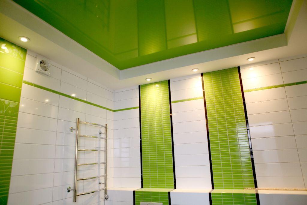 Как и другие комнаты в доме, ванная должна быть хорошо освещена