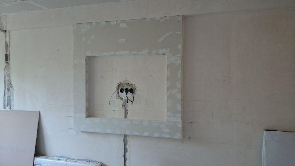 Штробить бетонную стену под провода следует только при капитальном ремонте