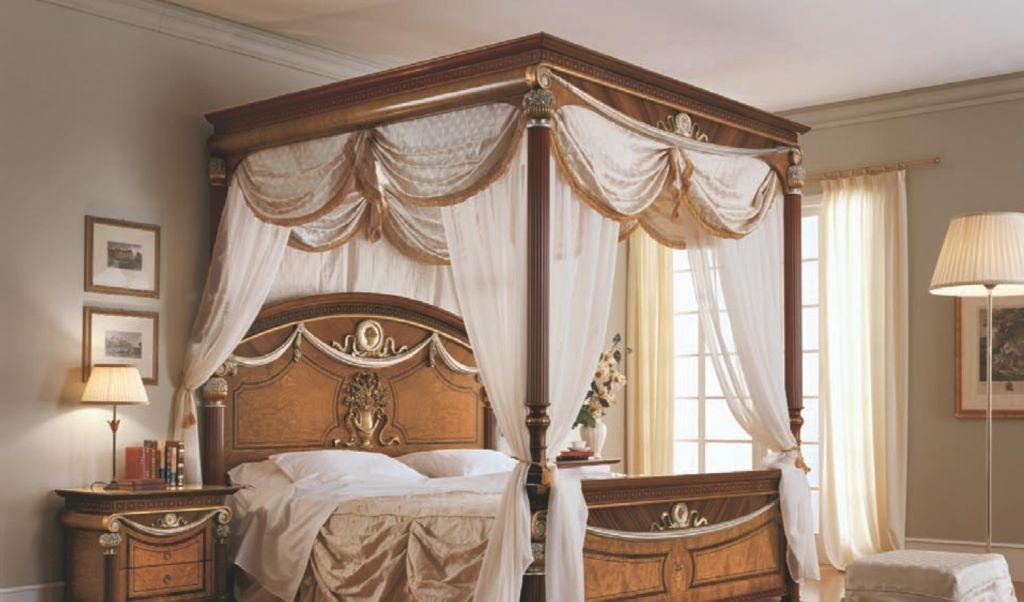 Итальянские спальни приобретают все большую популярность