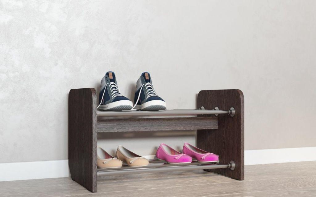 Маленькие обувницы подойдут для холостяка или одинокой девушки