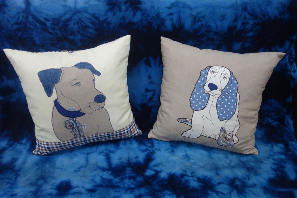 6 видов декоративных подушек на диван и как сшить своими руками