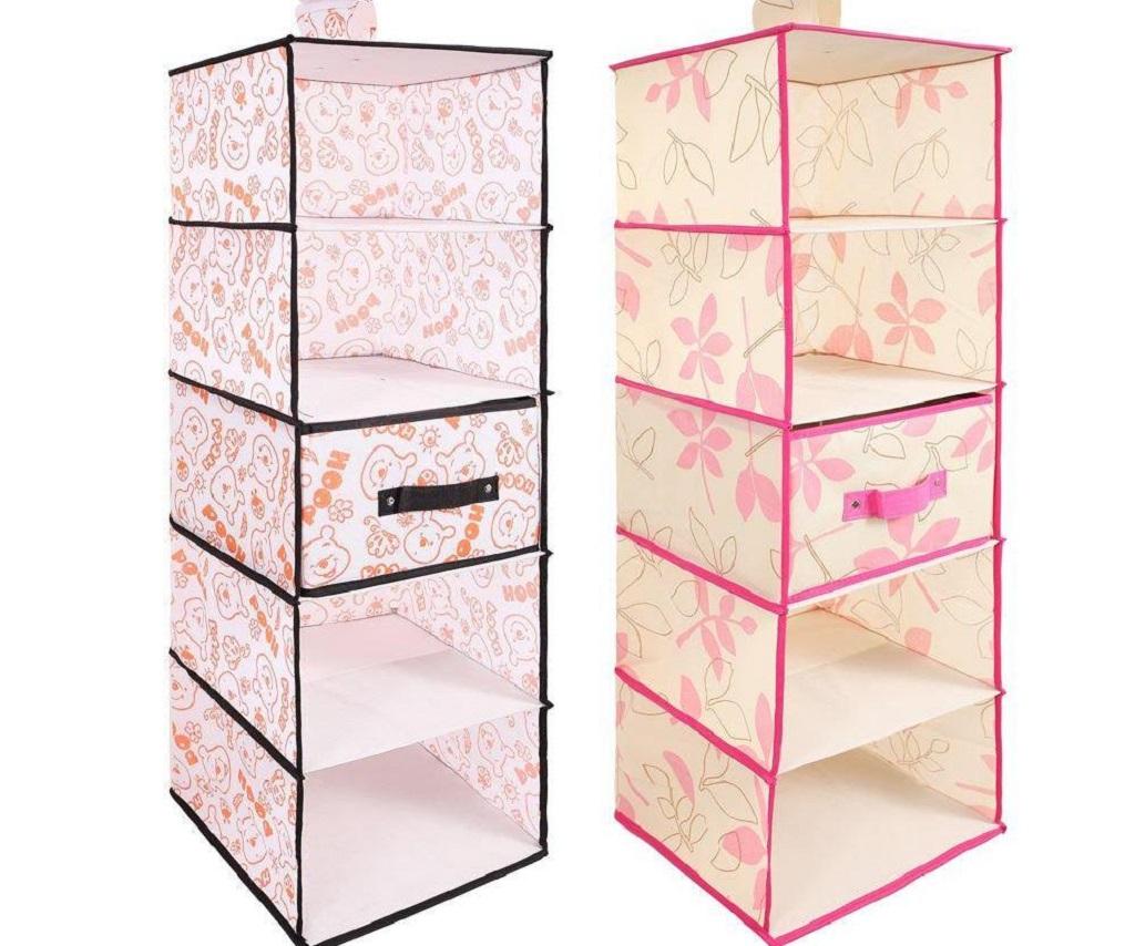 Навесные ящики для хранения