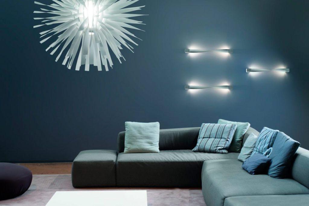 Декоративное освещение интерьере