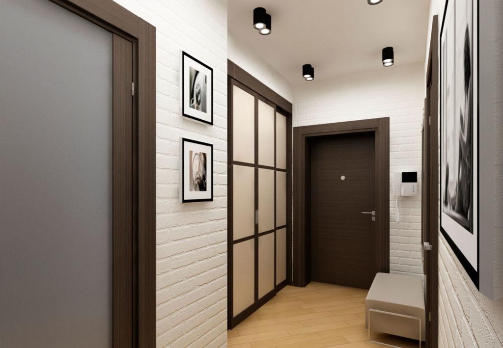 Декоративные кирпичики на стену