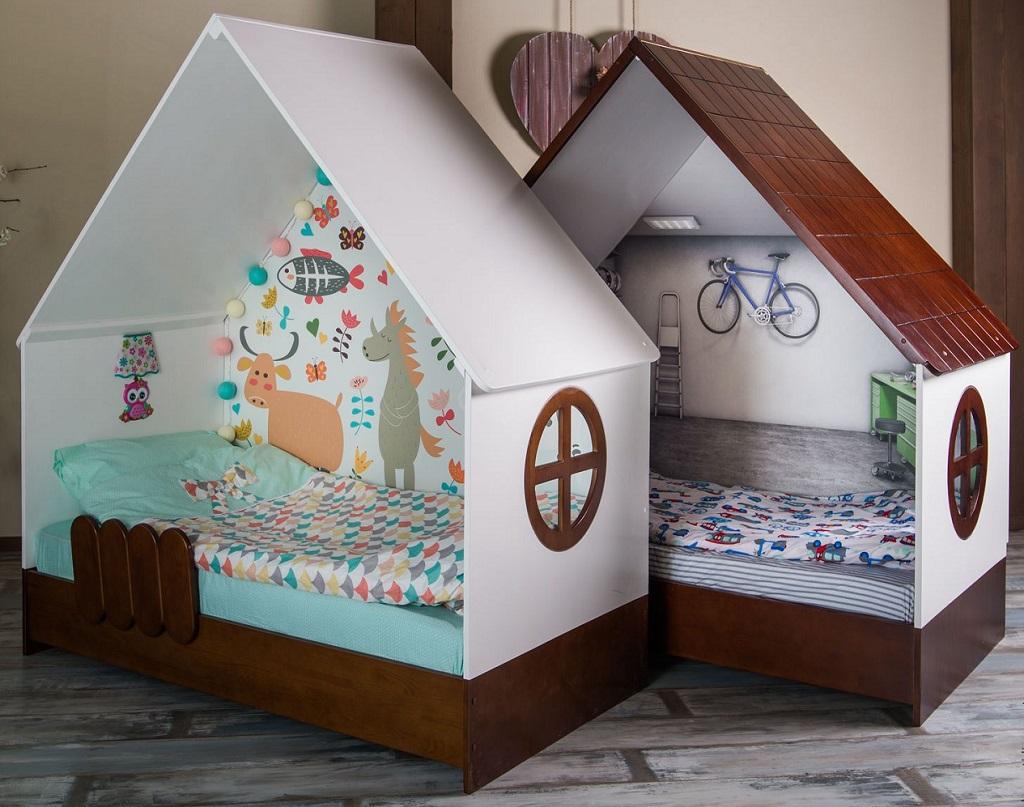 Кровать из лдсп может быть небезопасна для ребенка