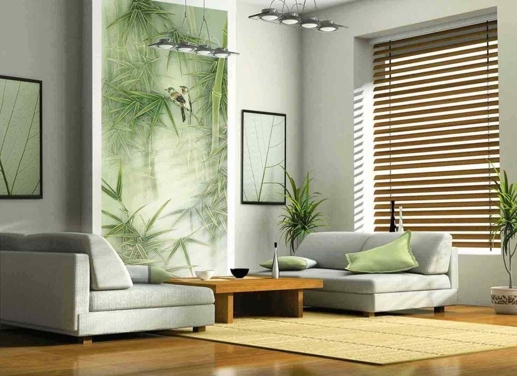 Один из способов получить интересный и оригинальный дизайн комнаты – панно из обоев