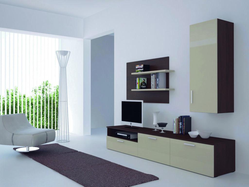 Мебель в стиле минимализм способна оказывать расслабляющее впечатление на людей