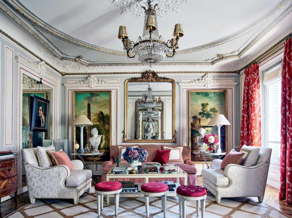 Как подобрать оптимальный интерьер гостиной