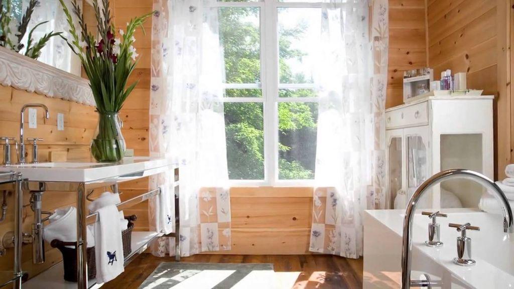 В эко-стиле преимущественно используются натуральные материалы