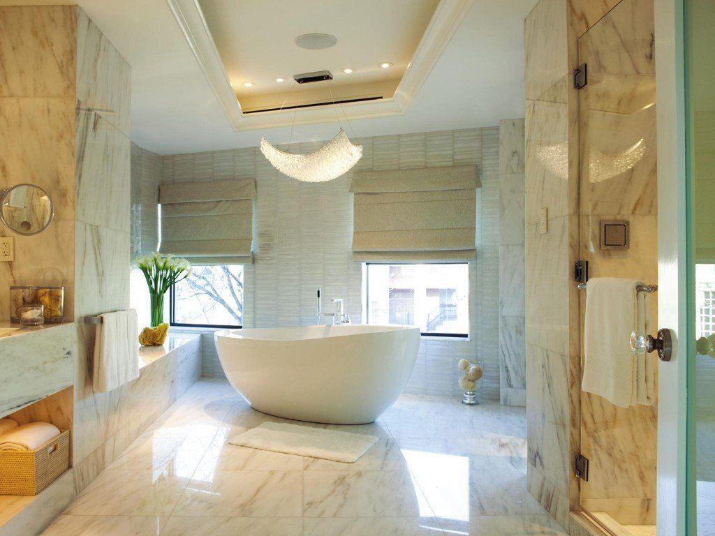 Ванная является главным элементом, причем изготовить ее можно по индивидуальному заказу