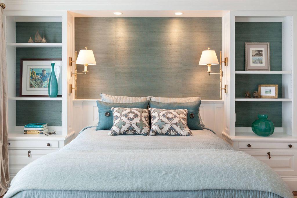 Бра над кроватью - разновидности правила установки над кроватью примеры интерьеров