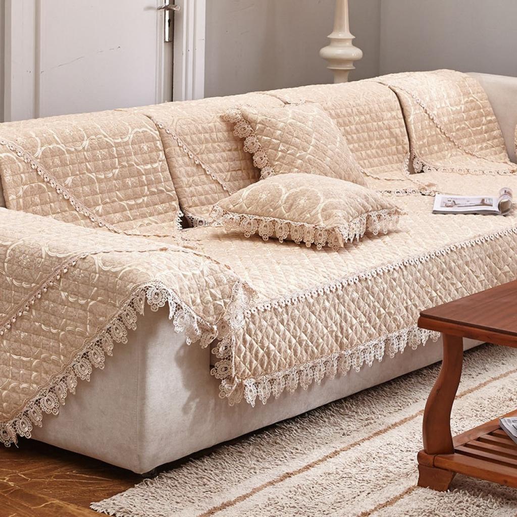 Пошаговая инструкция, как перетянуть диван в домашних условиях