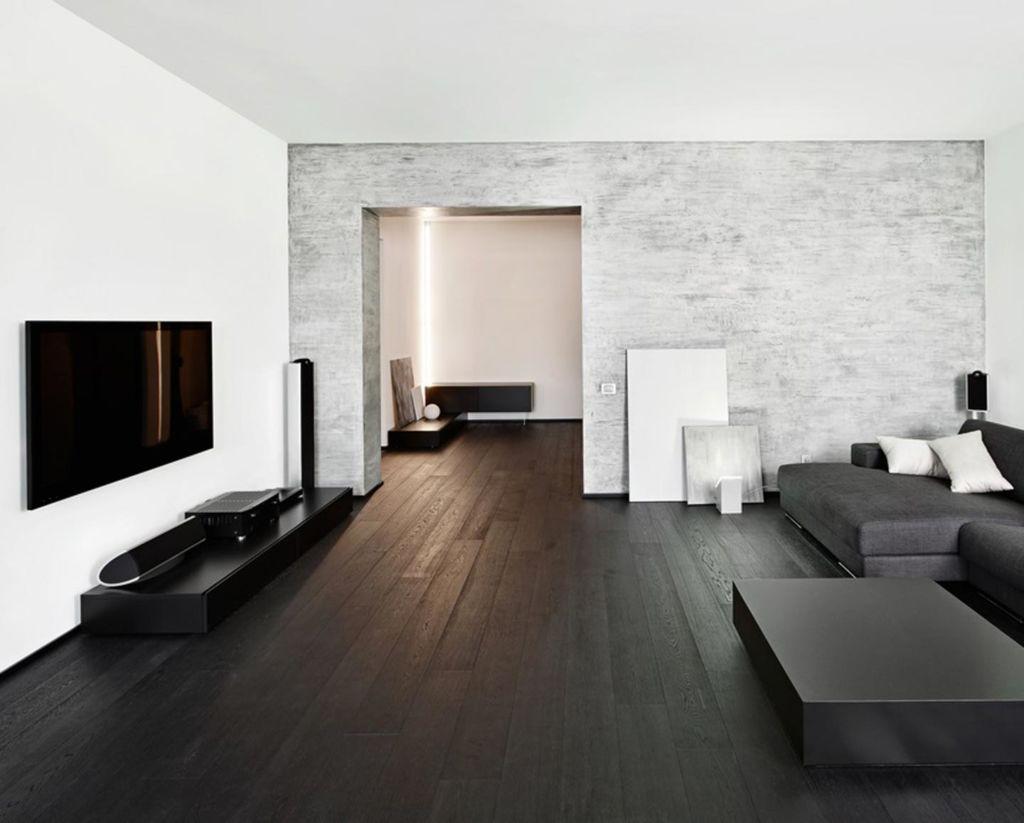 Минимализм — универсальный стиль интерьера, подходящий и для больших, и для маленьких комнат