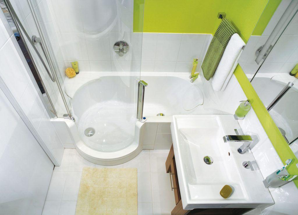 Дизайн ванной комнаты площадью 6 квадратов