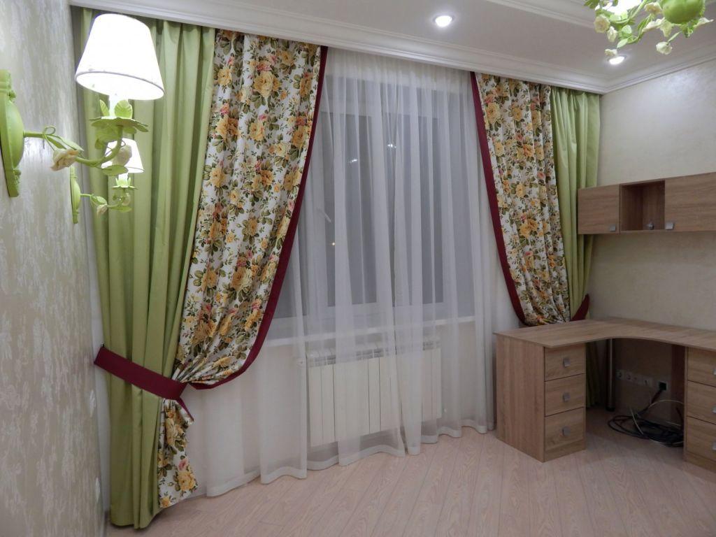 15 идей красивых занавесок для гостиной