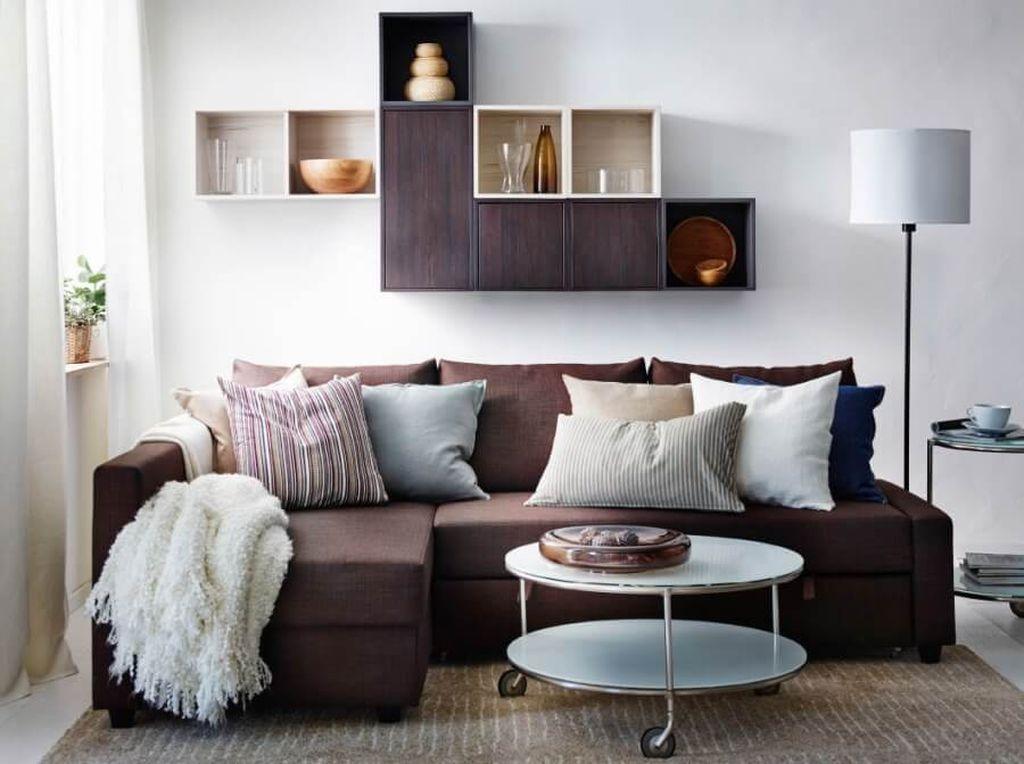 Угловой диван должен быть одним из главных элементов в интерьере
