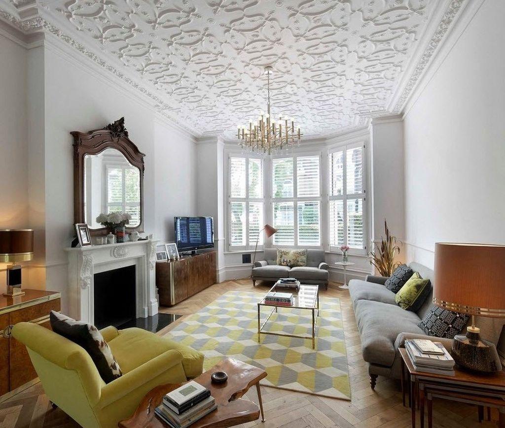 Эркерное пространство и комната должны быть оформлены в одном стиле