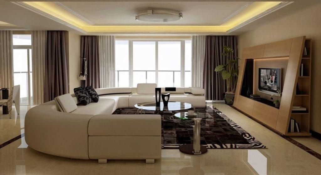 Для правильной организации пространства в гостиной необходимо центральное ядро – объект, который притягивает к себе наибольшее внимание