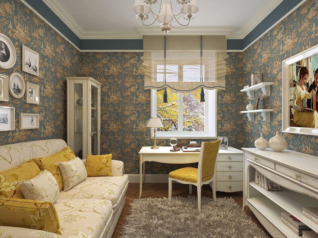 15 лучших вариантов дизайна гостиной площадью 16 кв. м.