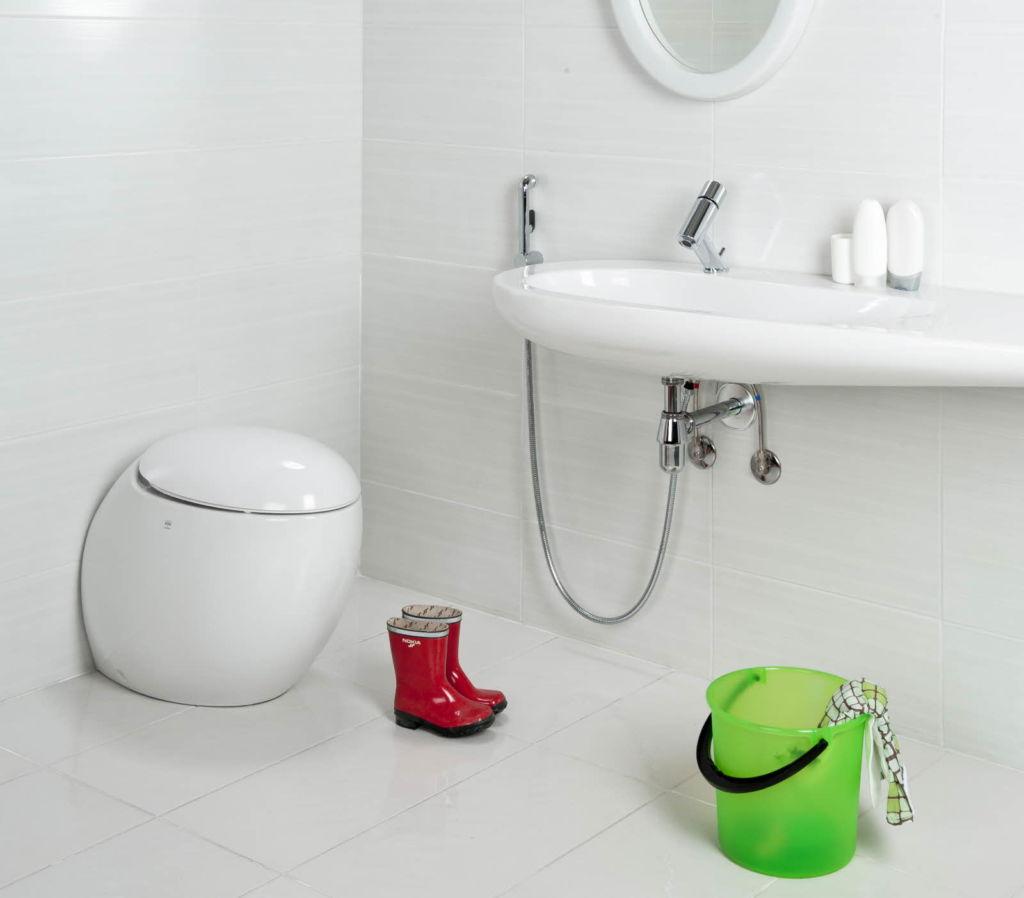 Как выбрать комфортный и качественный гигиенический душ для унитаза
