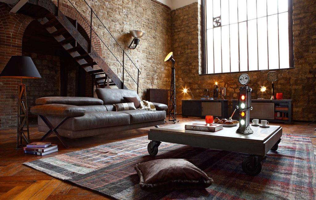 Дизайн с двухэтажным вариантов квартиры