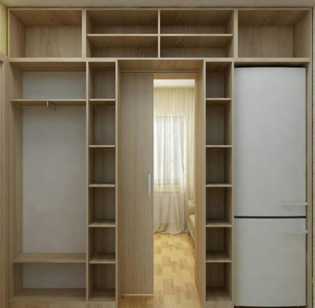 Межкомнатный шкаф