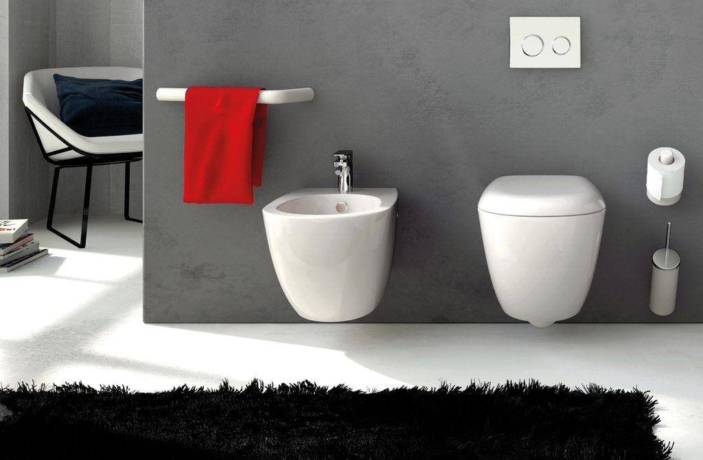Инсталляция в туалете
