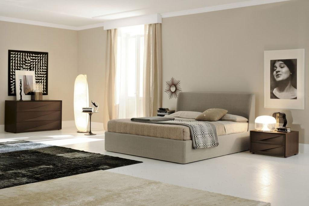 Спальня в стиле Модерн – оригинальное решение для комнаты, которая предназначена для сна и отдыха