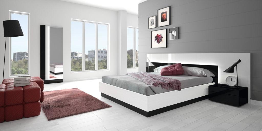 20 идей дизайна для спальни в стиле модерн