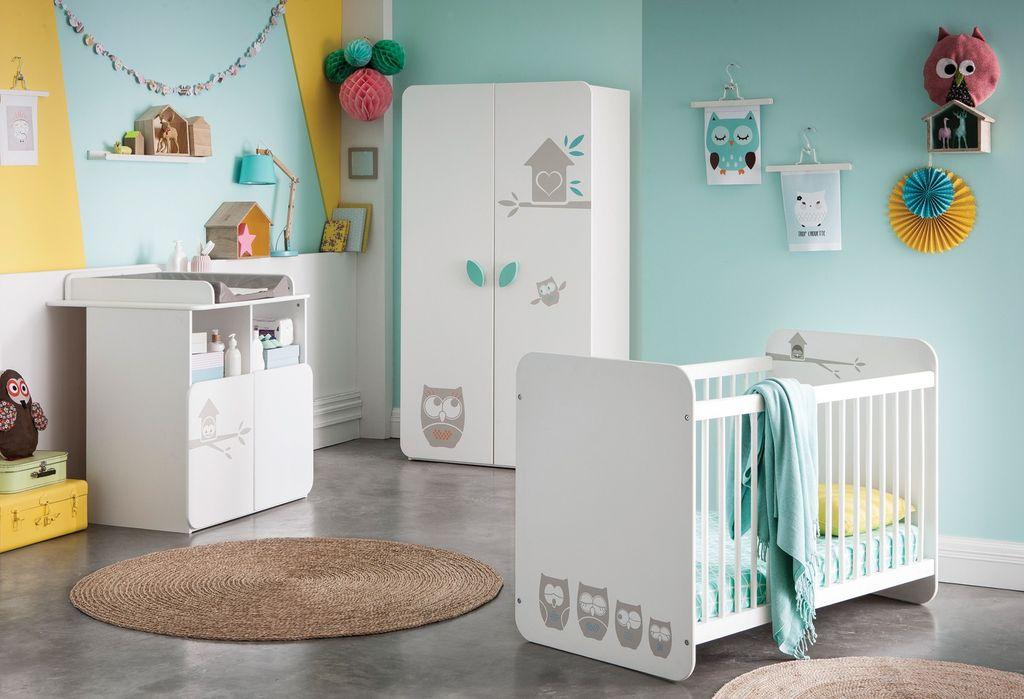 При планировании комнаты для младенца важно следовать советам педиатров