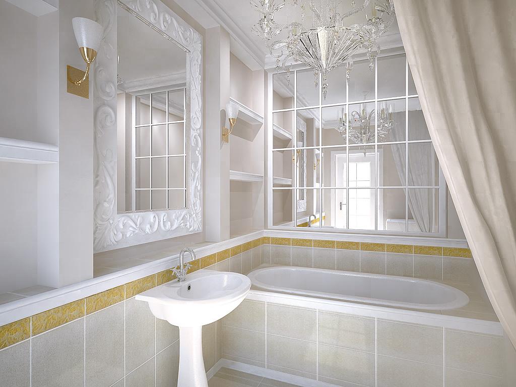Умело используя цвет в дизайне ванной комнаты, можно визуально увеличить или уменьшить размер помещения