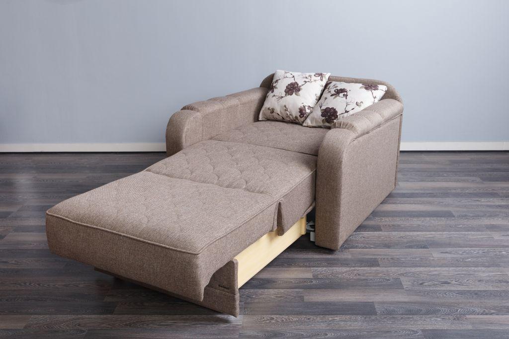 Мобильность и трансформация - главные преимущества кресла-кровати