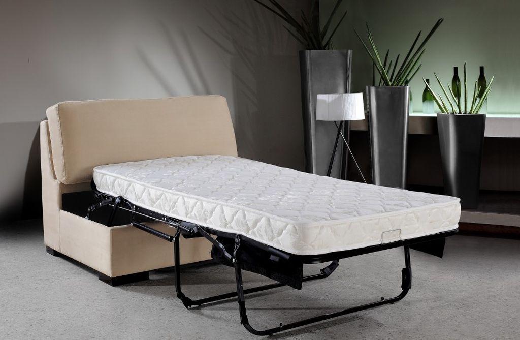 Кресло-кровать с ортопедическим матрацем