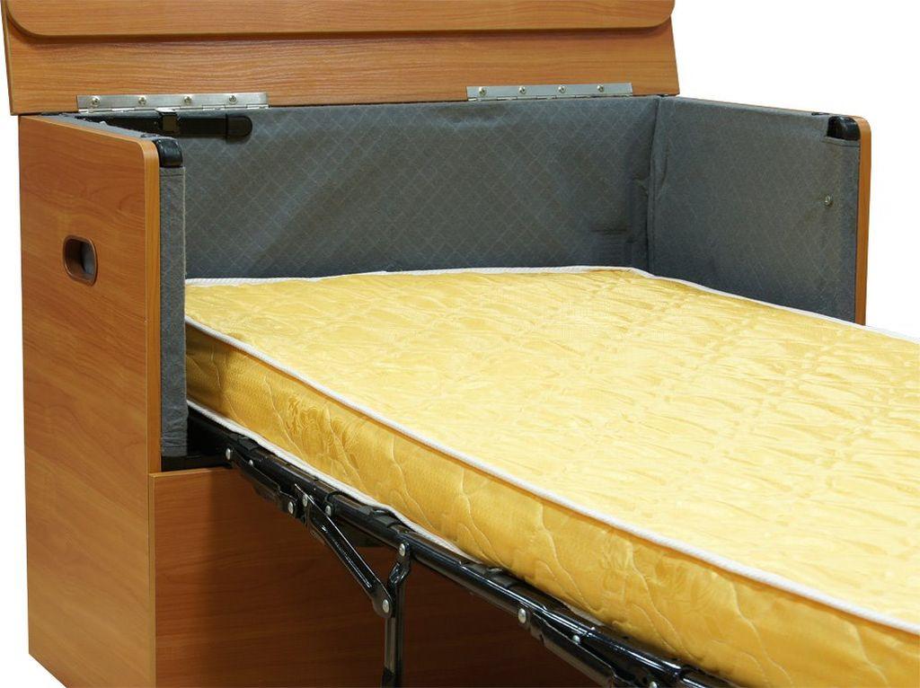 Кровать-тумба с матрасом