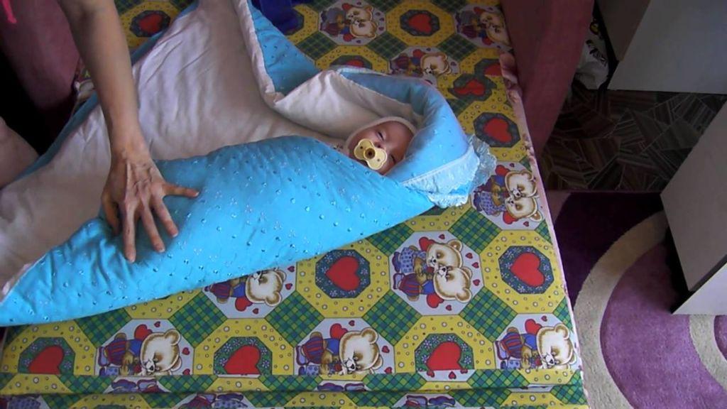 Одеяло для новорожденного – особенный аксессуар постельных принадлежностей малыша