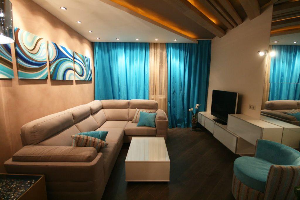 Главным минусом считается небольшая жилая площадь, усложняющая процесс отделки и обустройства комнат