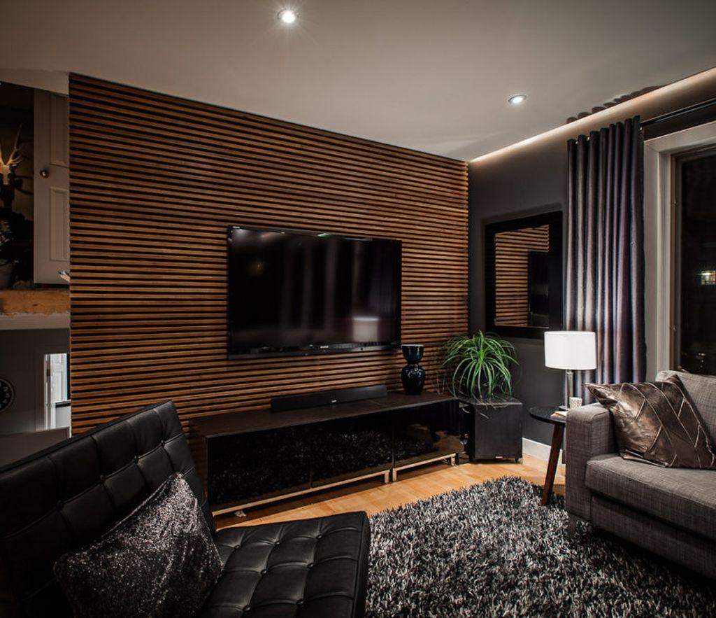 оформление стены с телевизором в гостиной фото они принесли такого