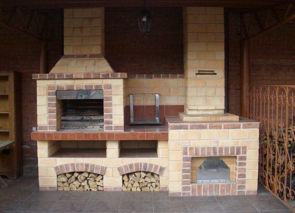 Плитка - терракот для отделки печей и каминов в интерьере