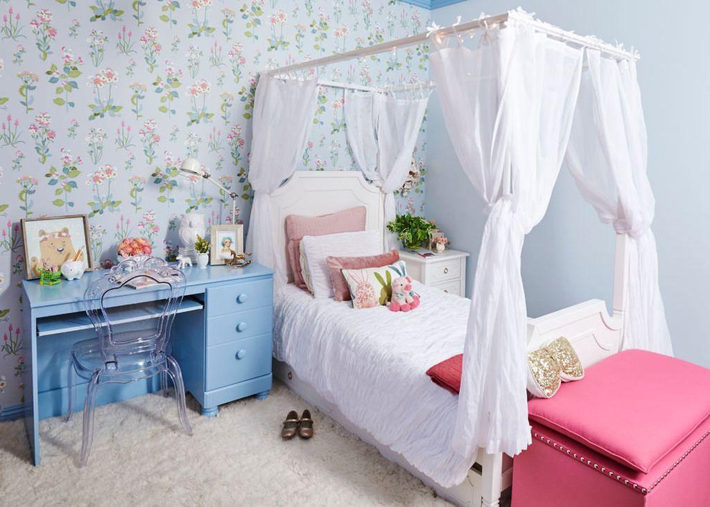 Балдахин для спальни девочки