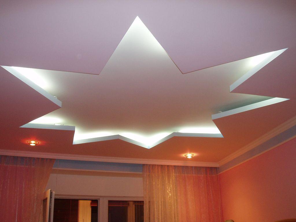 В комбинированном виде освещения сочетаются оба вышеперечисленных варианта