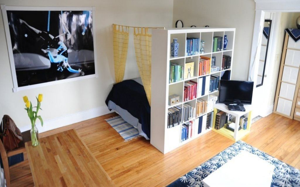 Шкаф-перегородка 44 фото двухсторонние модели для разделения комнаты на две части двусторонние варианты в интерьере