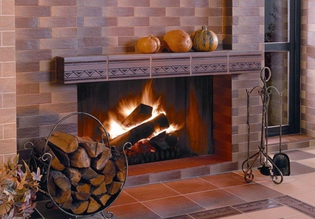9 видов термостойкой плитки для печей и каминов