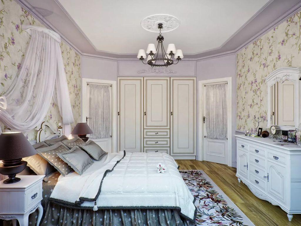 Важно максимально использовать натуральные материалы и в отделке и в мебели