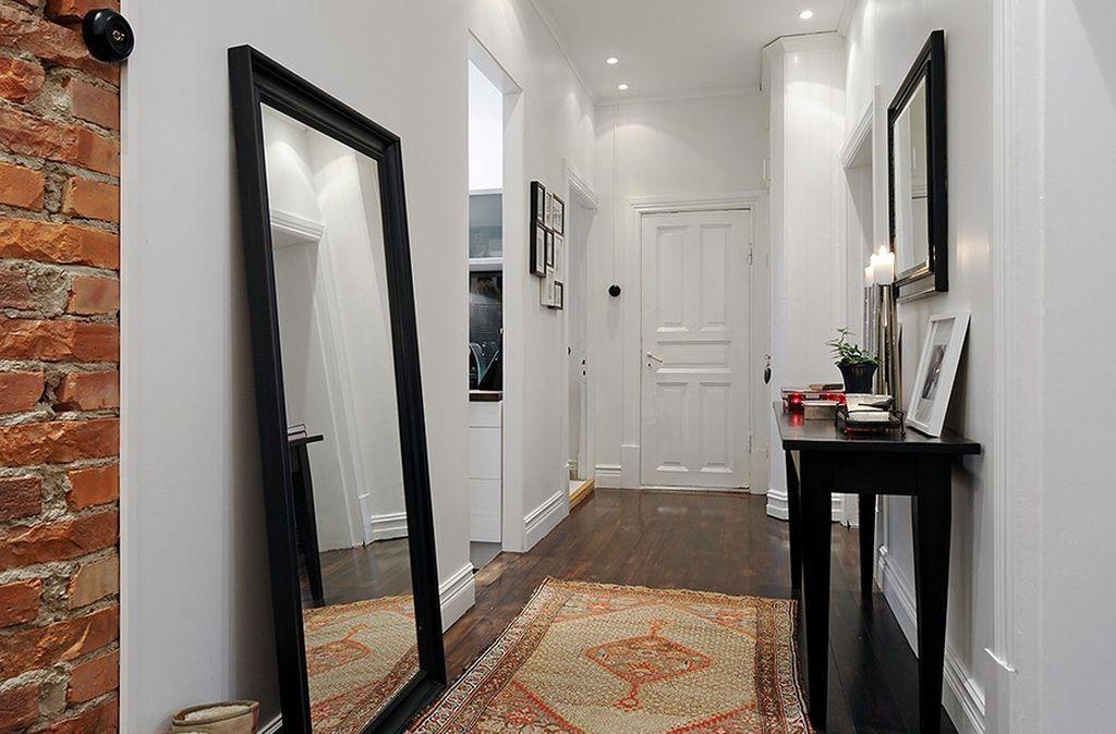 Скандинавский стиль особенно хорош для темных комнат, расположенных с северной стороны