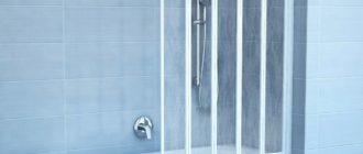 Пошаговая инструкция сборки ширмы для ванной