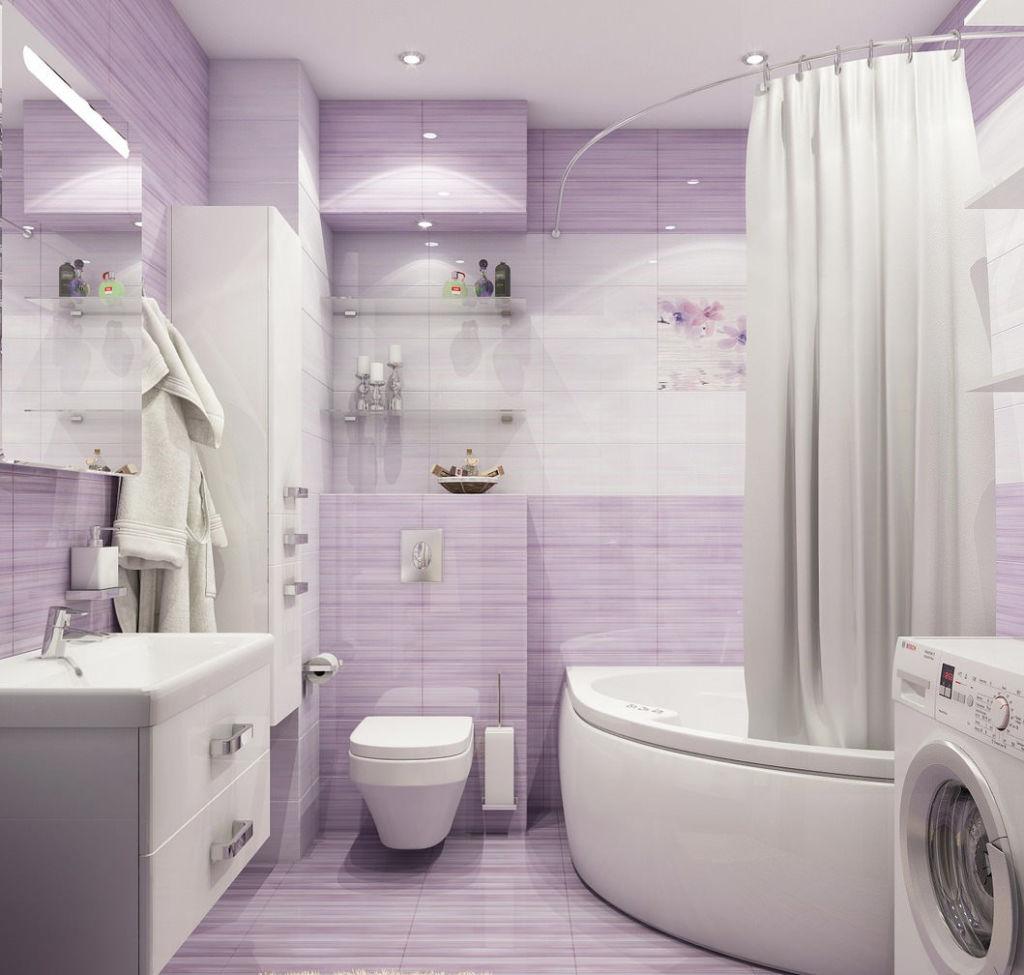 Как самостоятельно сделать перепланировку ванной и санузла