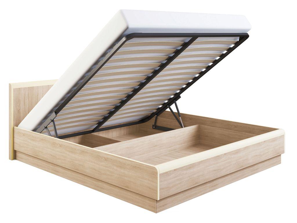 Обычно каркас деревянный или металлический, подъемный механизм всегда из металла