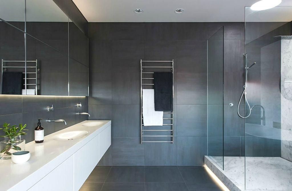 В минимализме серый цвет может выступать основой